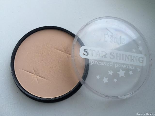 e-style pudr puder star shining