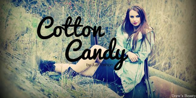 Fotenie s Cotton Candy