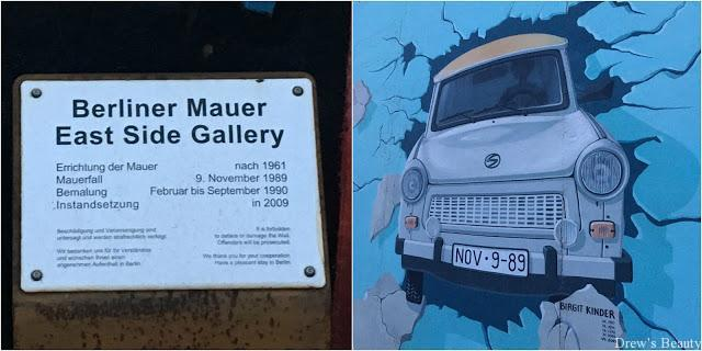 berlínsky múr trabant berliner mauer east side gallery