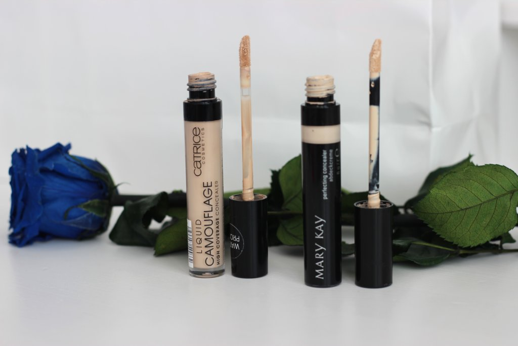 korektory pod oči catrice liquid camouflage mary kay perfecting concealer
