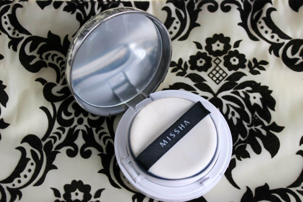 missha m magic cushion spf50 21 makeup sucha plet suchou