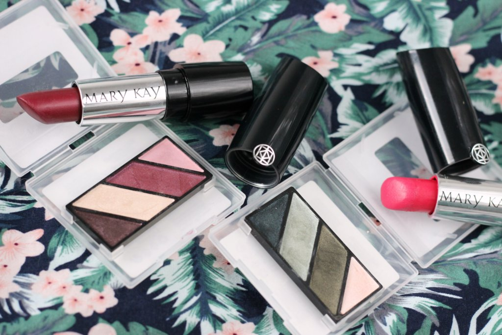 mary kay novinky tiene shades of jade berry haute