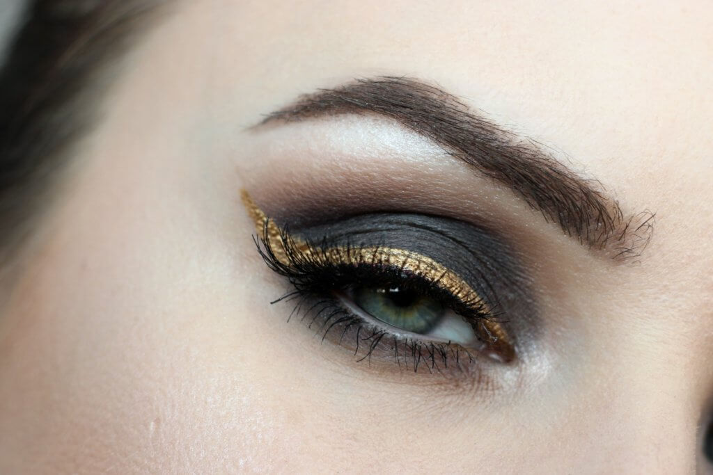trend it up zlata linka gold eyeliner